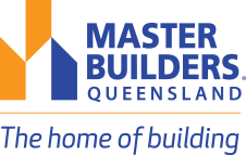 Brisbane Bathroom Renovators - Master Builders Logo