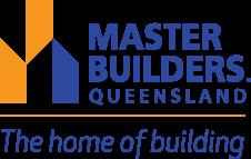 Brisbane Bathroom Renovators - Master Builders Logo
