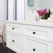 Hamptons Bathroom Renovation - Brisbane Bathroom Renovators