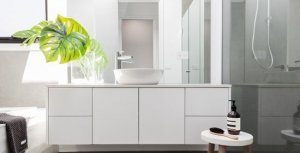 Nordic Bathroom - Brisbane Bathroom Builders