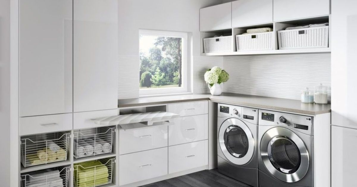 Laundry renovation Brisbane
