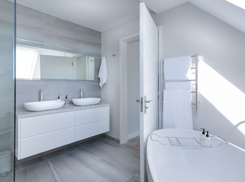 Bathroom renovations Toowong