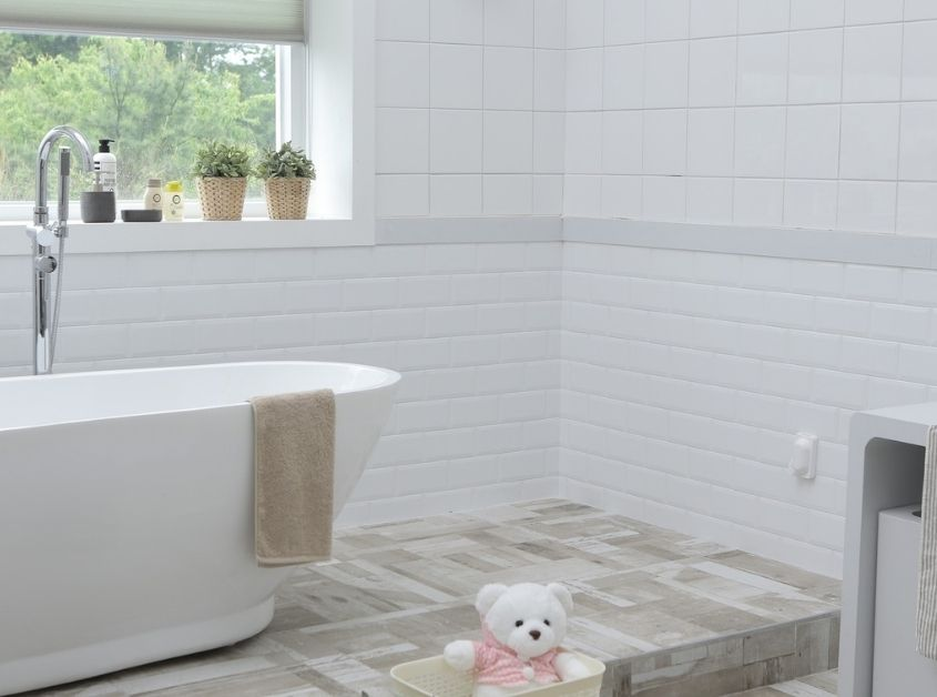 bathroom renovations in forest lake
